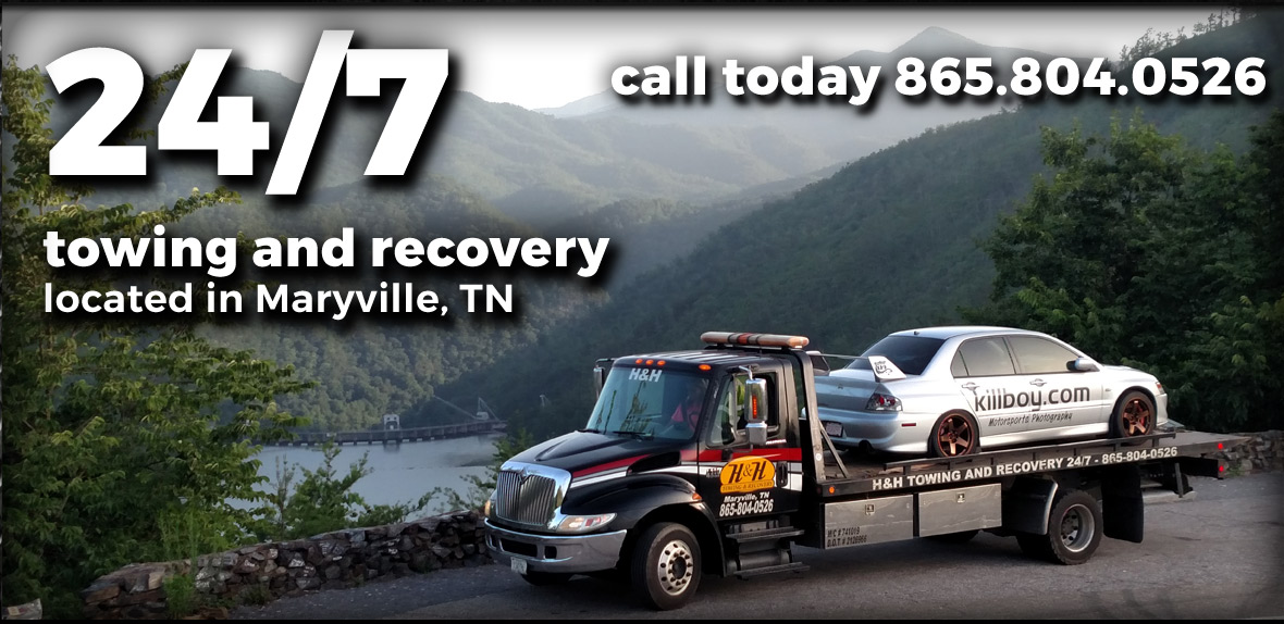 H&H Towing, Recovery and Wrecker Service, Tow Truck, Wrecker